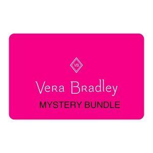 VERA BRADLEY Mystery RESELLER Box Bundle new